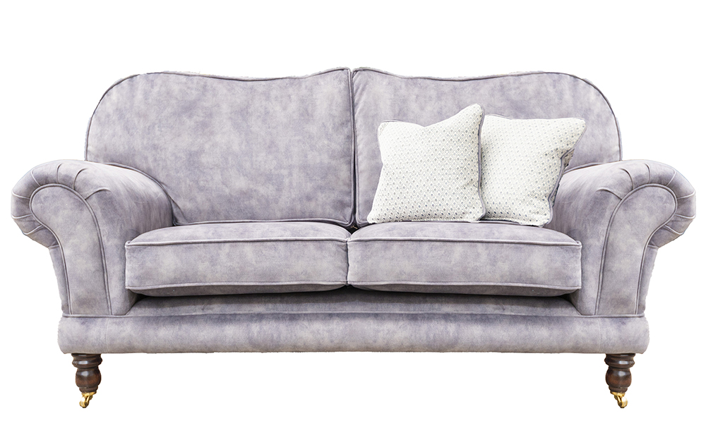 Alexandra 3 Seater Sofa in Lovely Armour, Gold Collection Fabric - 519161