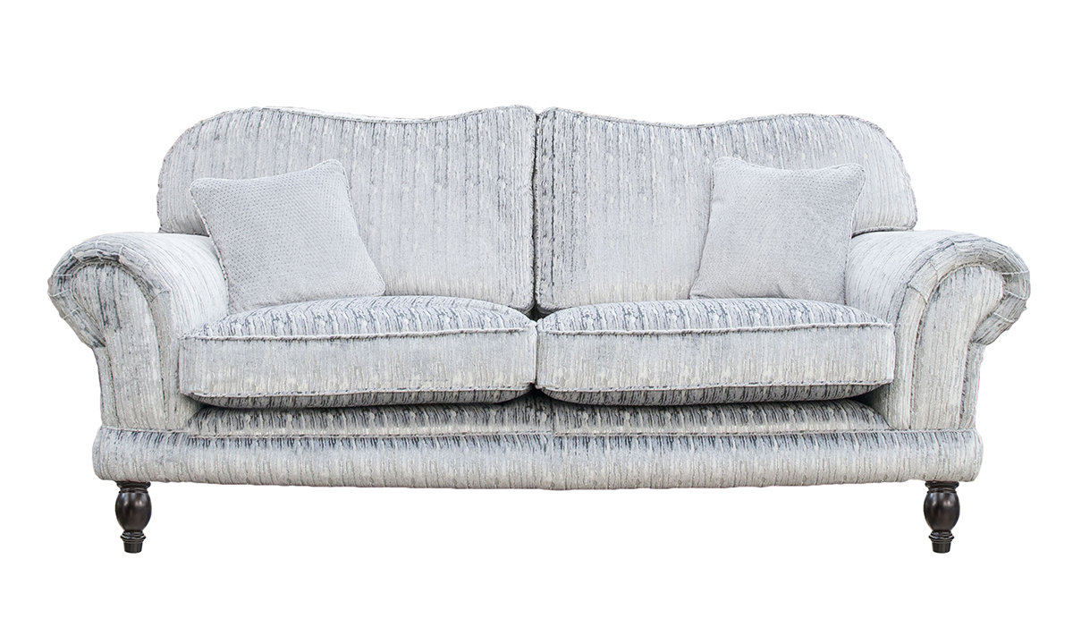 Alexandra 3 Seater Sofa in Bronze Collection Fabric