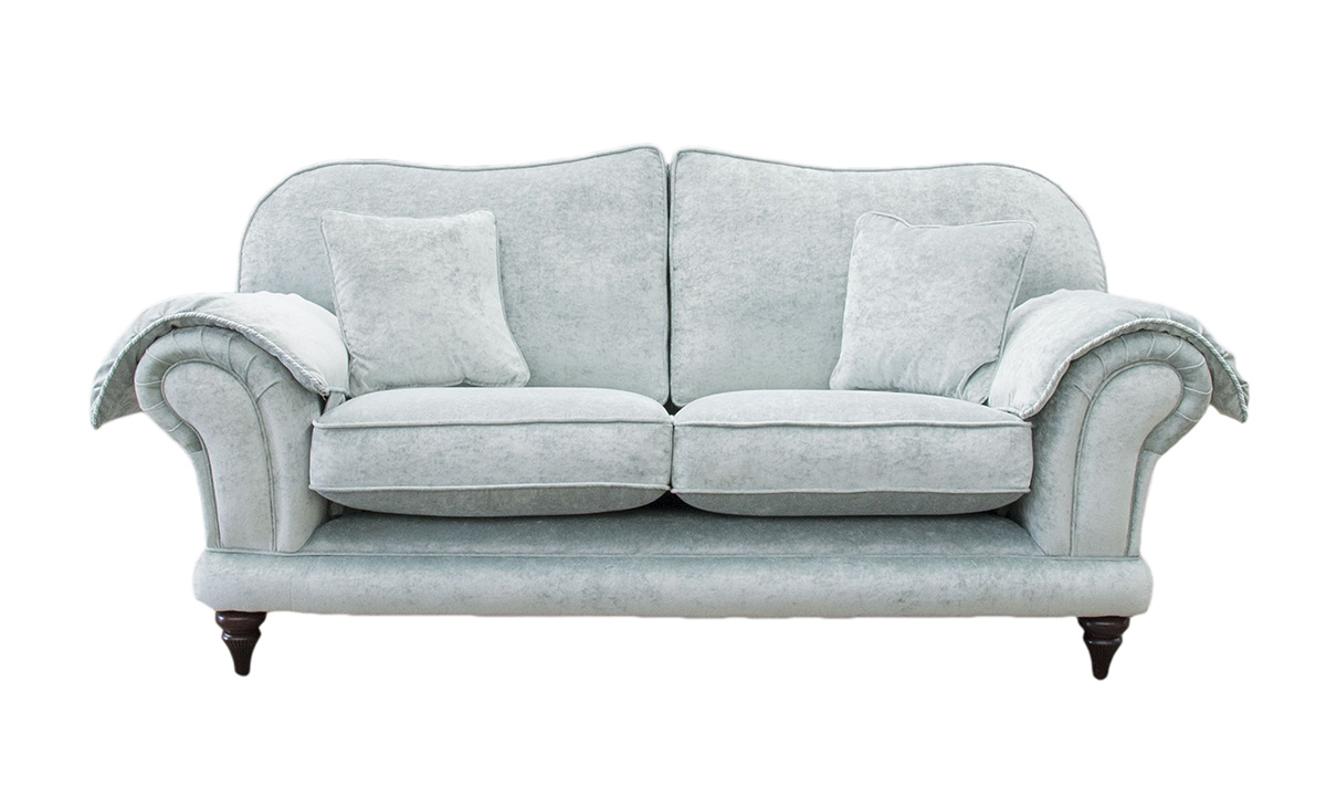 Alexandra 2 Seater Sofa in a Platinum Collection Fabric