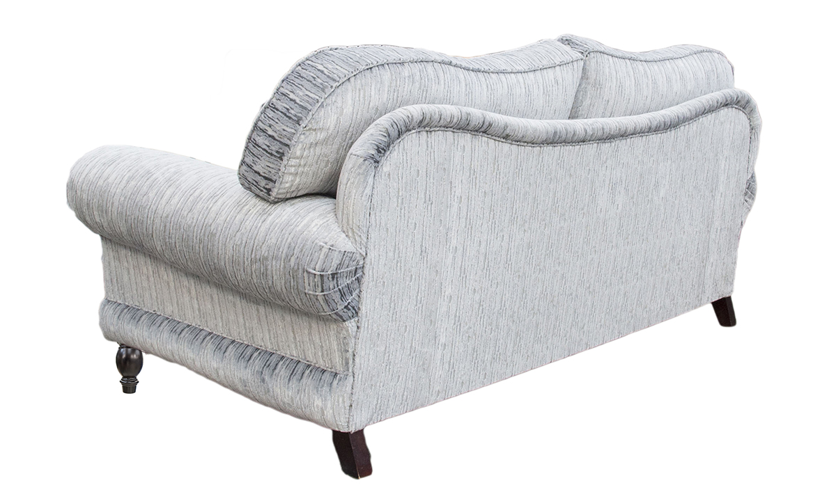 Alexandra 2 Seater Sofa in Bronze Collection Fabric