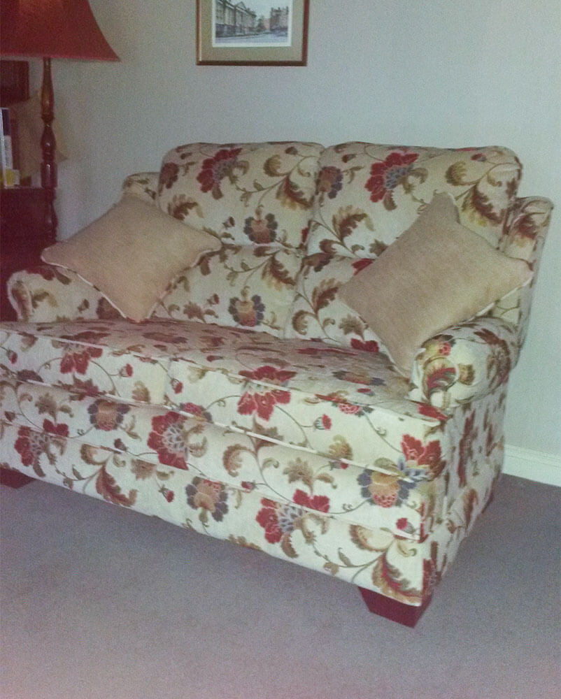 Leinster Small Sofa After