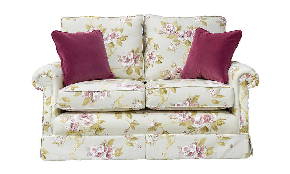 Clare 2 Seater Sofa in Customers Own Fabric