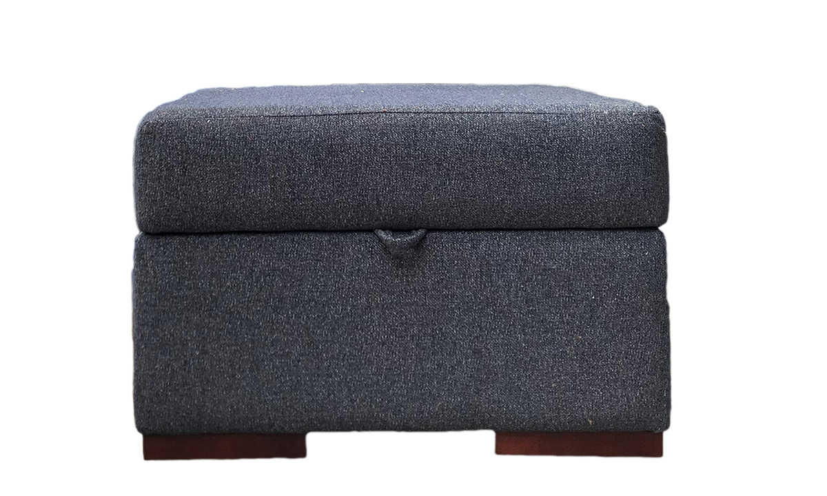 Colorado Storage Footstool Discontinued Fabric