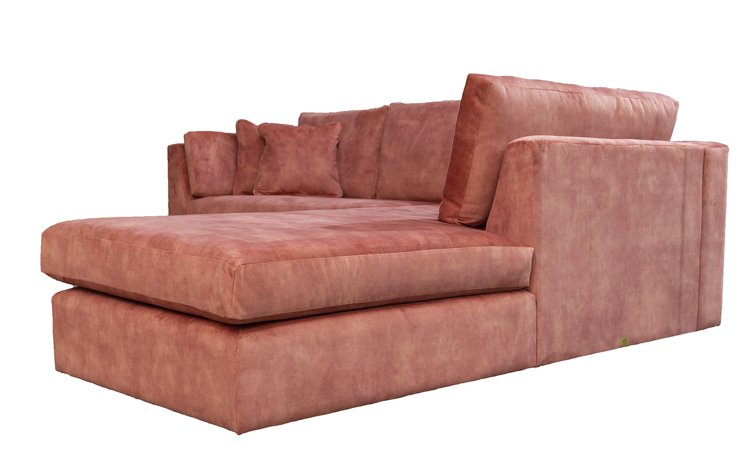 1_Como-Chaise-Sofa-Side-in-Lovely-Coral-Gold-Collection-Fabric