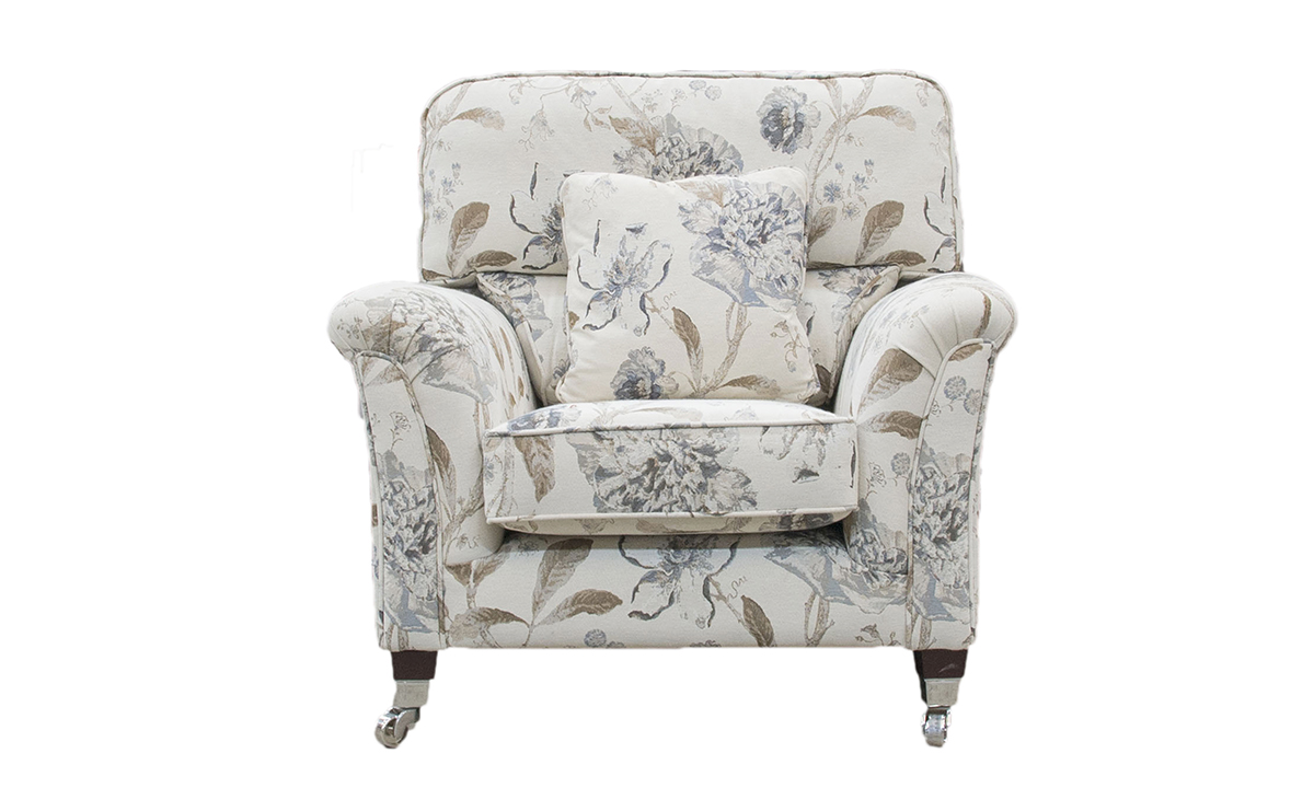 Cumbria Chair in Discontinued Fabric
