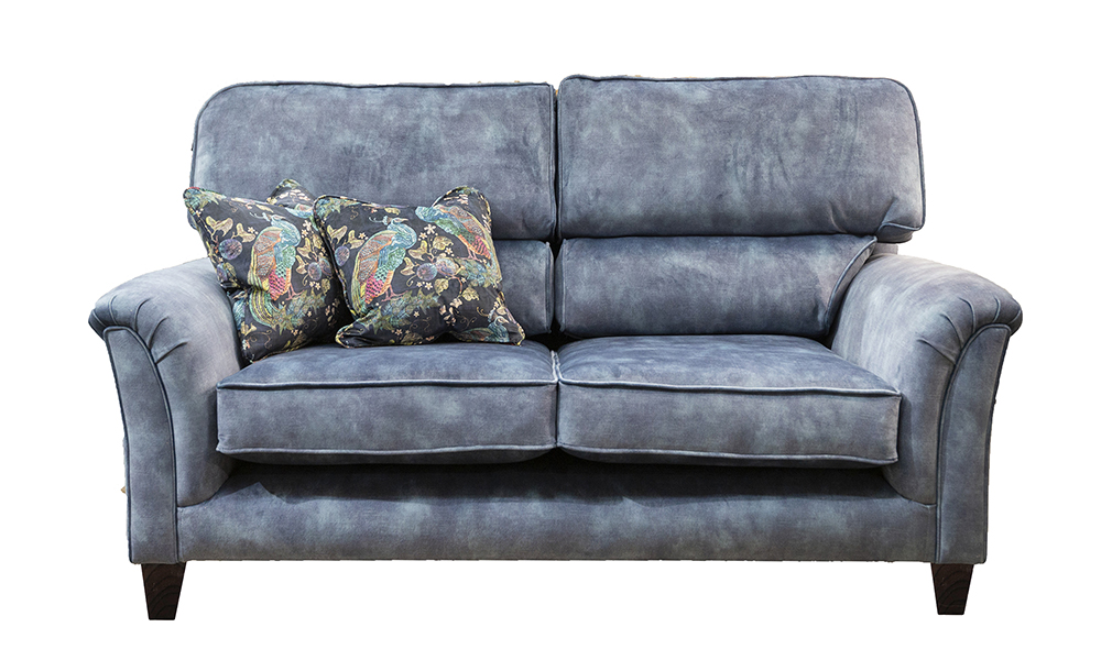 Cumbria 3 Seater Sofa in Lovely Atlantic, Gold Collection Fabric