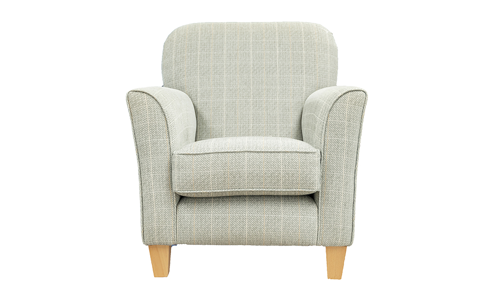 Dylan Chair in a Discontinued Fabric