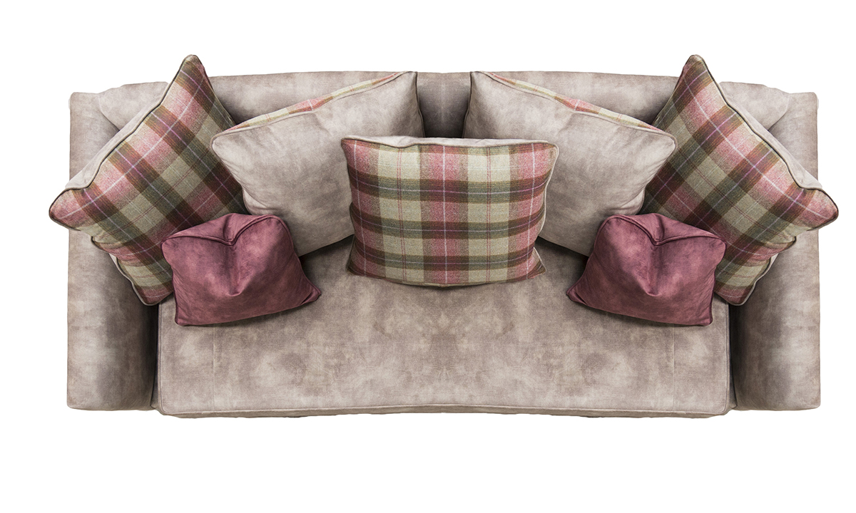 Elijah-Large-Sofa-Top-View-in-Lovely-Latte-Gold-Collection-Fabric