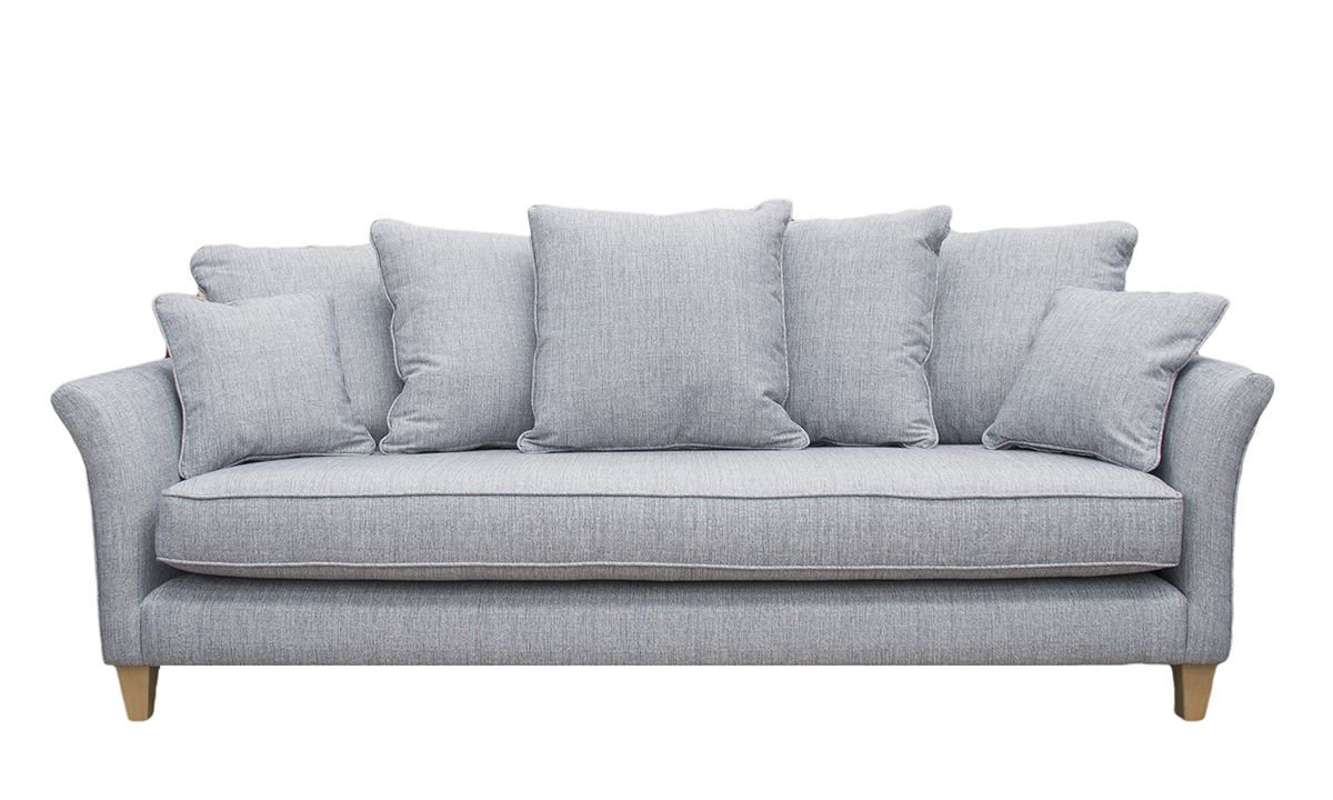 Elijah 3 Seater Sofa in a Discontinued Fabric