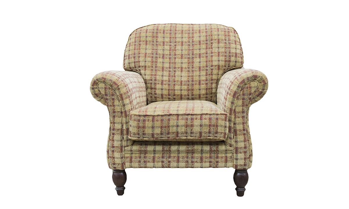 Elton Chair in Portland Hounds Rioja side
