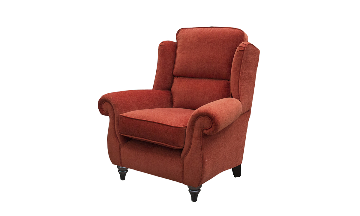 Greville Chair in Customers Own Fabric