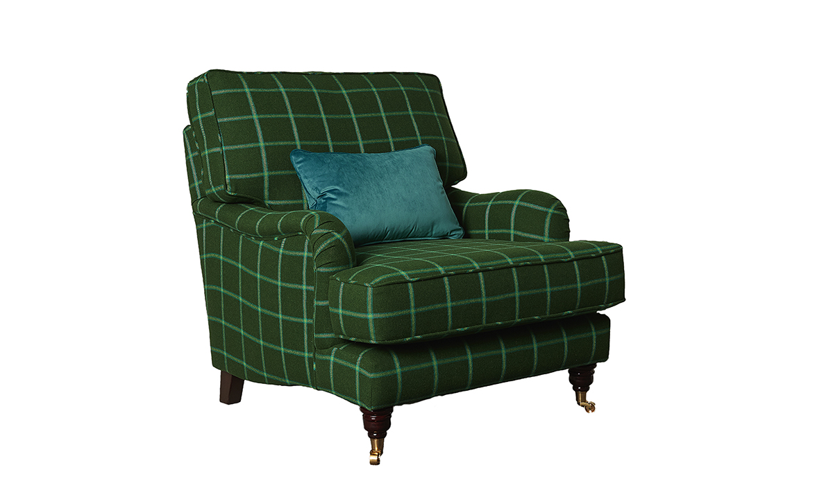 Holmes Chair Discontinued Fabric