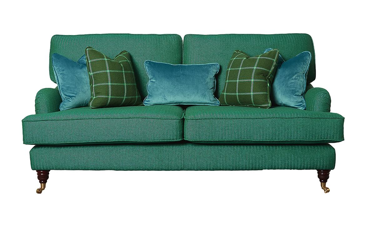 Holmes 3 Seater Sofa iDiscontinued Fabric