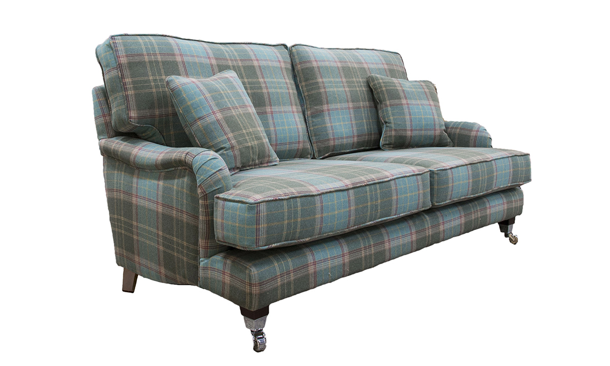 Holmes 3 Seater Sofa in Warwick Bainbridge Jade