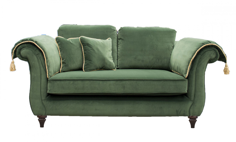 Lafayette 2 Seater Sofa (arm pads extra) in Monza 14860 Forrest