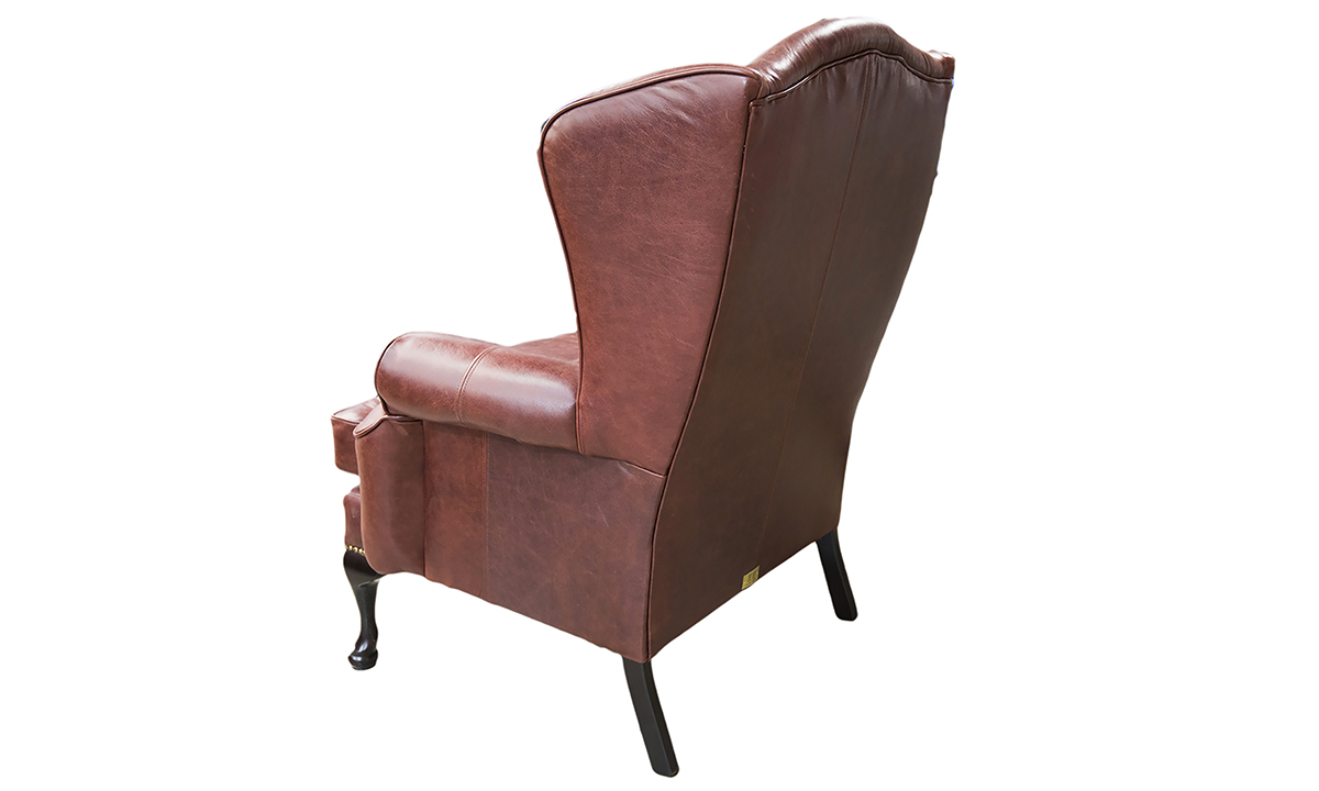 Leather-Queen-Anne-Chair-back-in-Mustang-Rust
