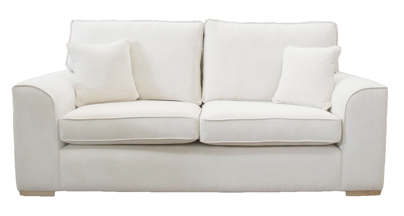 Leon Sofa Bed 4ft6 in Gold Collection