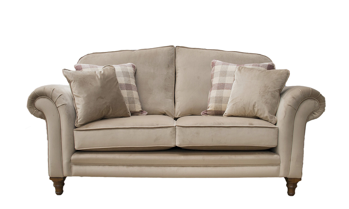 Louis 2 Seater Sofa Discontinued Fabric