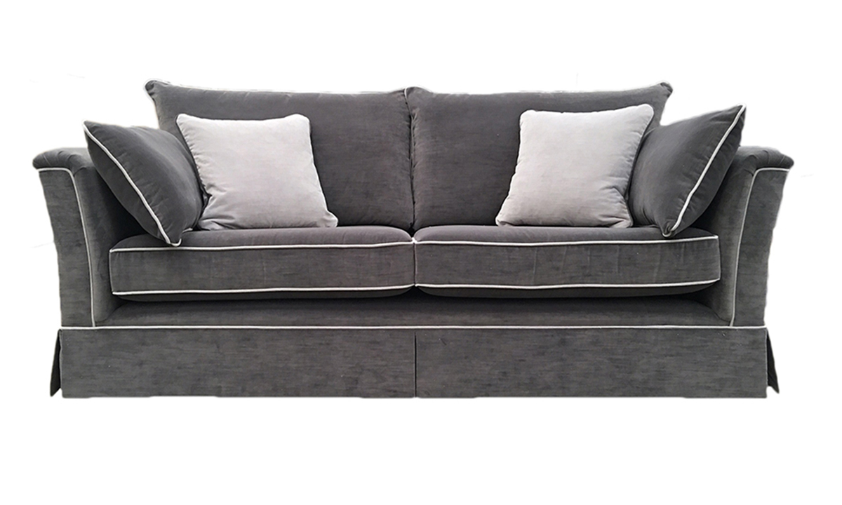 Madison 3 Seater Sofa in a Discontinued Fabric