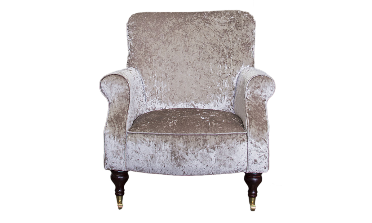 Matisse Chair in Bling Pewter