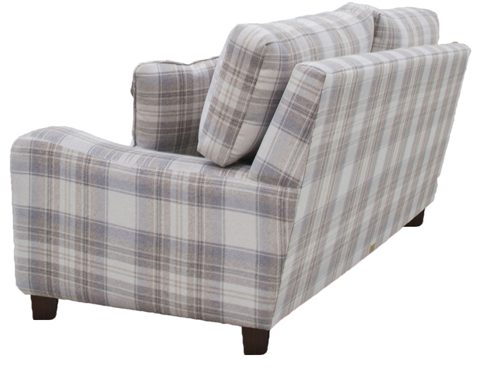 Melrose sofa in aviemore plaid