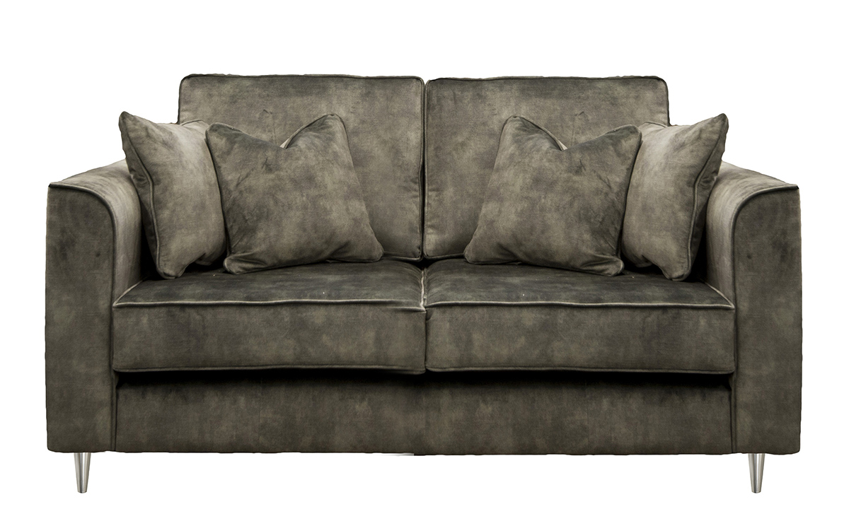 Nolan 2 Seater Sofa in Lovely Jade, Gold Collection Fabric