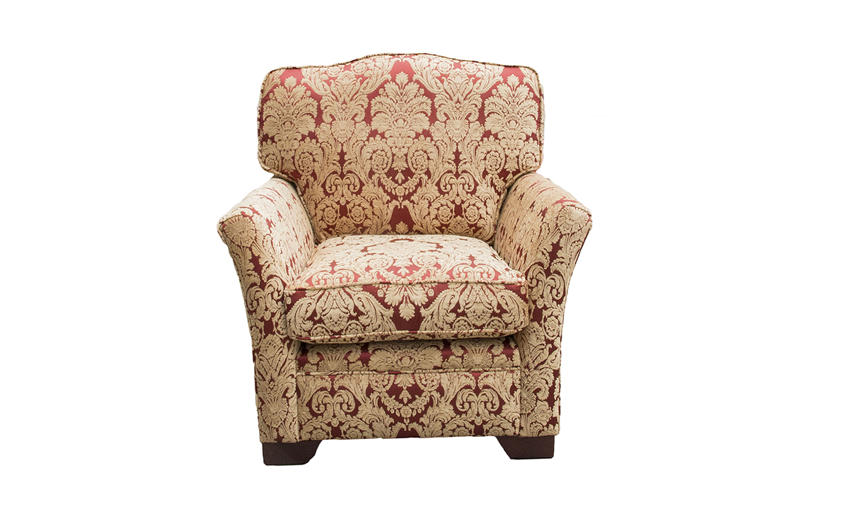 Othello Chair Discontinued Fabric