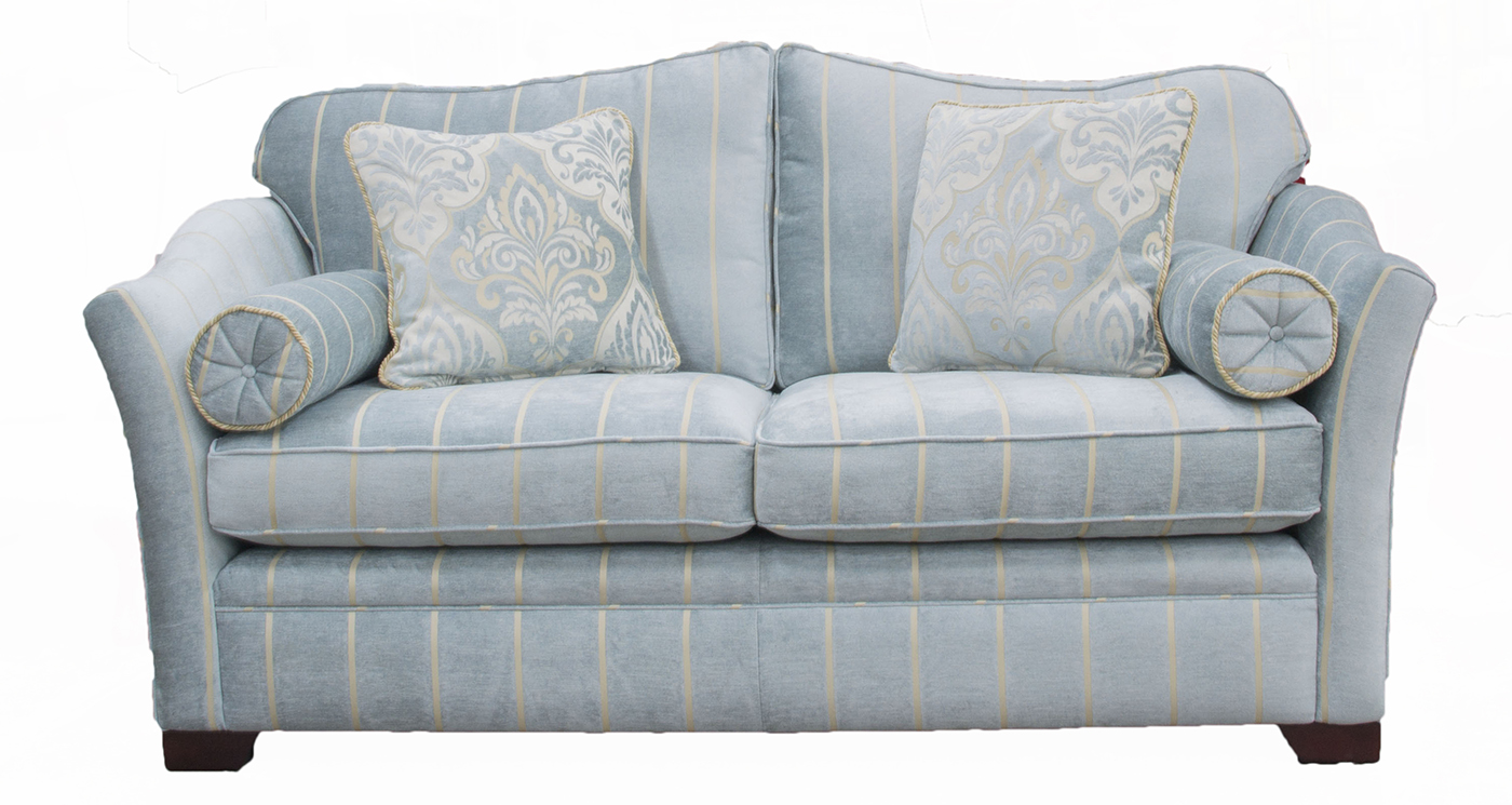 Othello Sofa Bed 4ft6 in Platinum Collection Fabric
