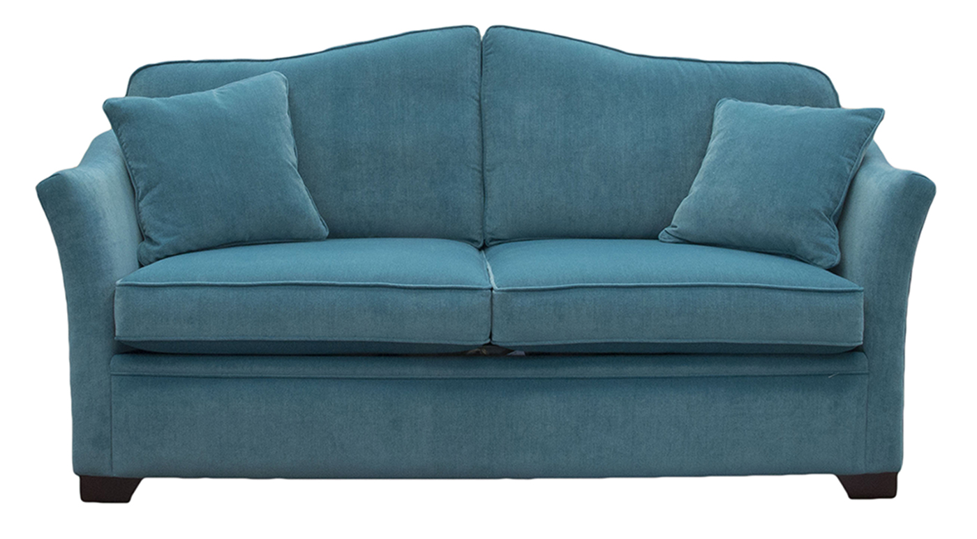 Othello Sofa Bed 4ft6 in GoldCollection Fabric