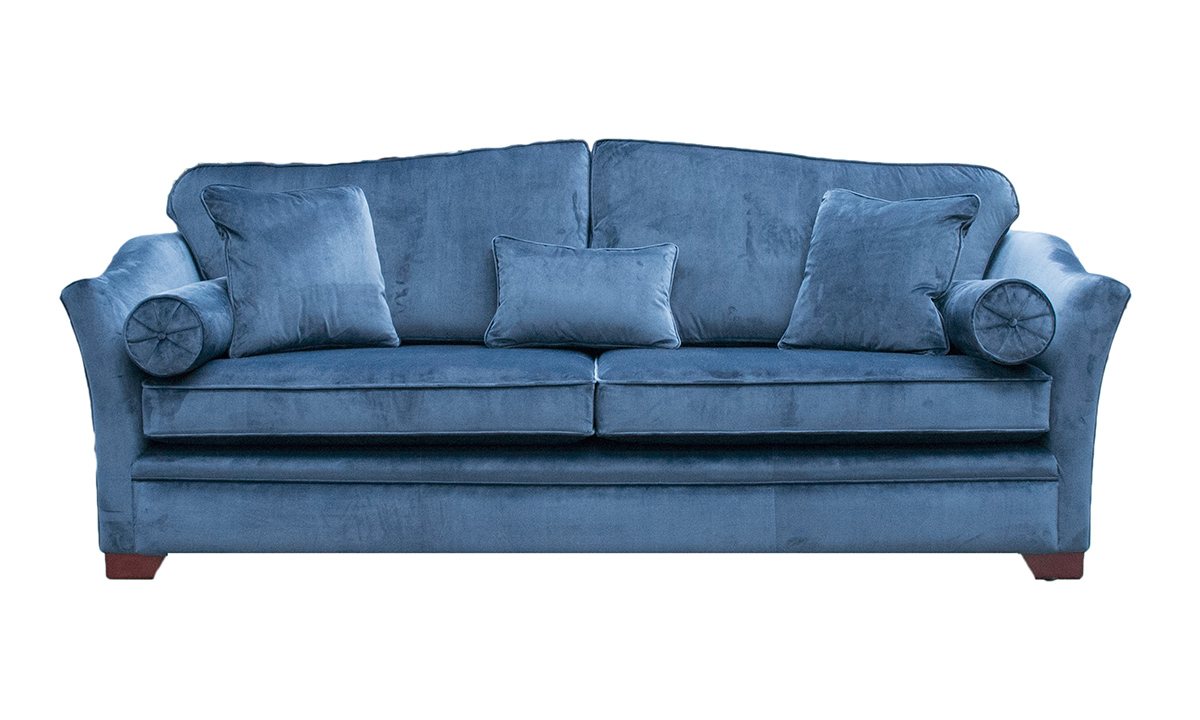 Othello 3 Seater Sofa (bespoke size) in Customers Own Fabric