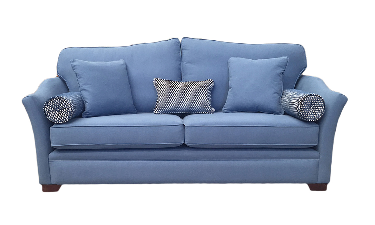 Othello 3 Seater Sofa in Customers Own Fabric