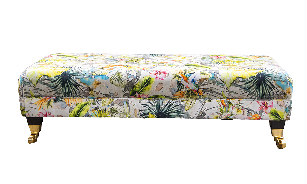 1_Ottolong-Footstool-in-Multi-Paradise-Platinum-Collection-of-Fabrics