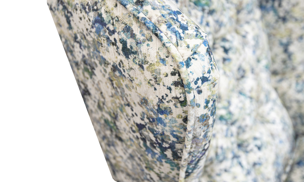 Queen-Anne-Chair-Detail-Art-of-Loom-Utopia-Monet-Saison-Winter-Platinium-Collection-Fabric