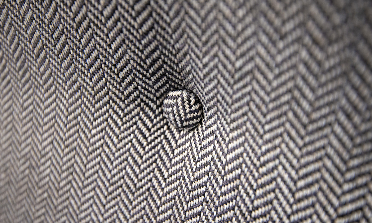 Queen-Anne-Two-Seater-button-detail-in-Porto-Charcoal-Silver-Collection-Fabric