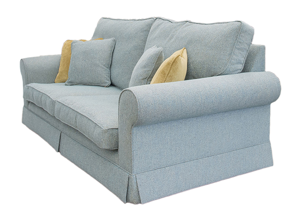 Staunton Sofa (fitted-fabric) Bronze Collection