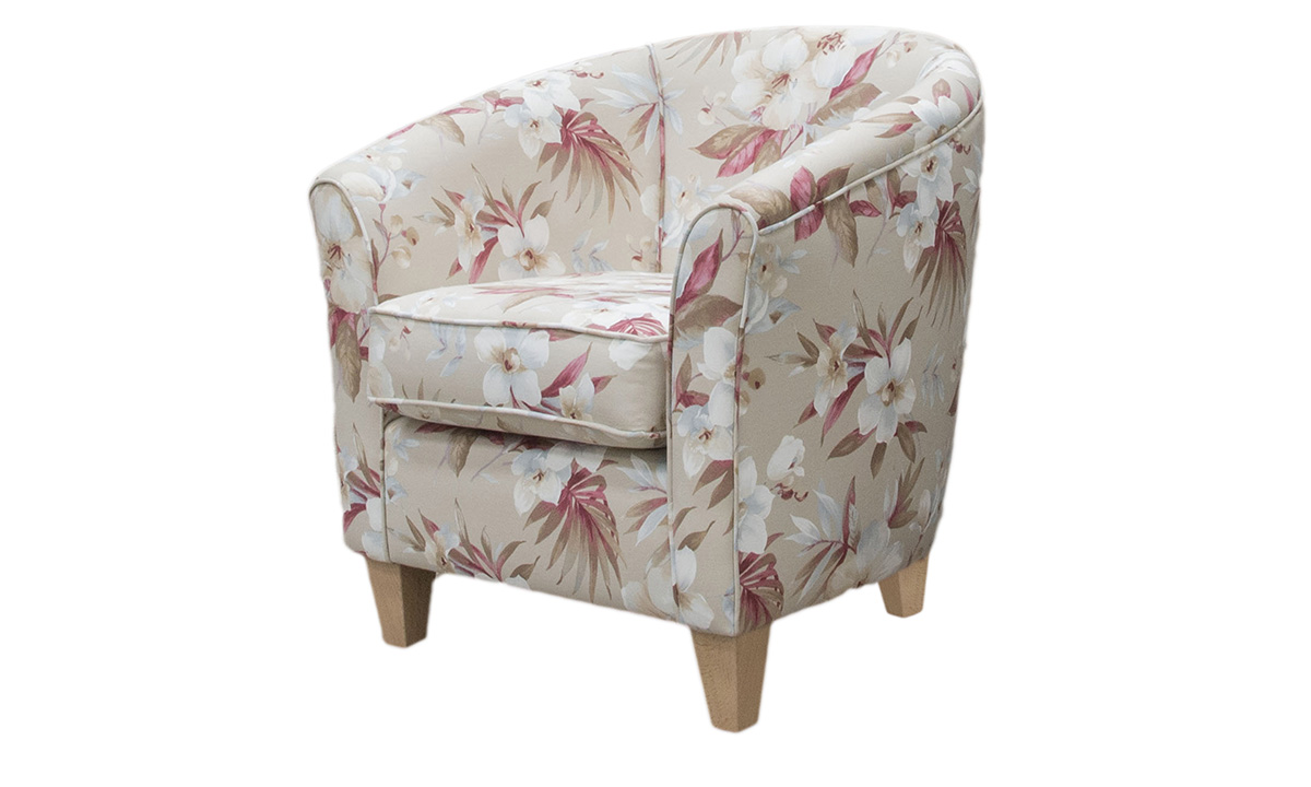 Tub Chair Side in 17098