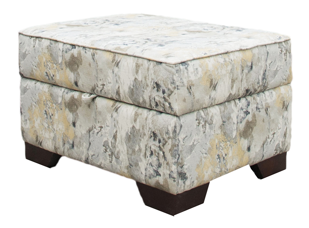 Imperial Stoage Footstool Side - Misc 18021