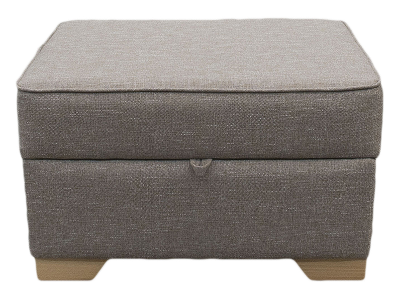 Storage Imperial Footstool - Ado -Bronze Collection
