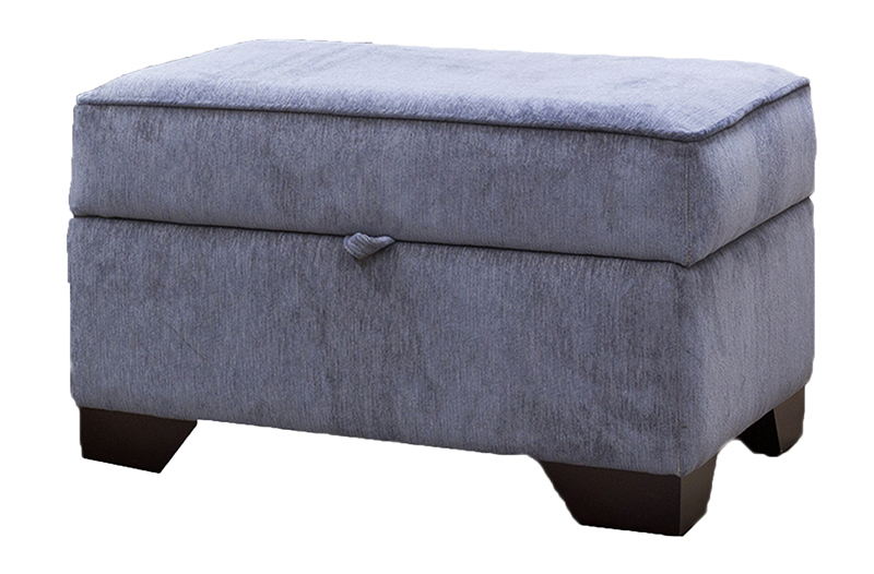 Storage Imperial Footstool - Gold Collection