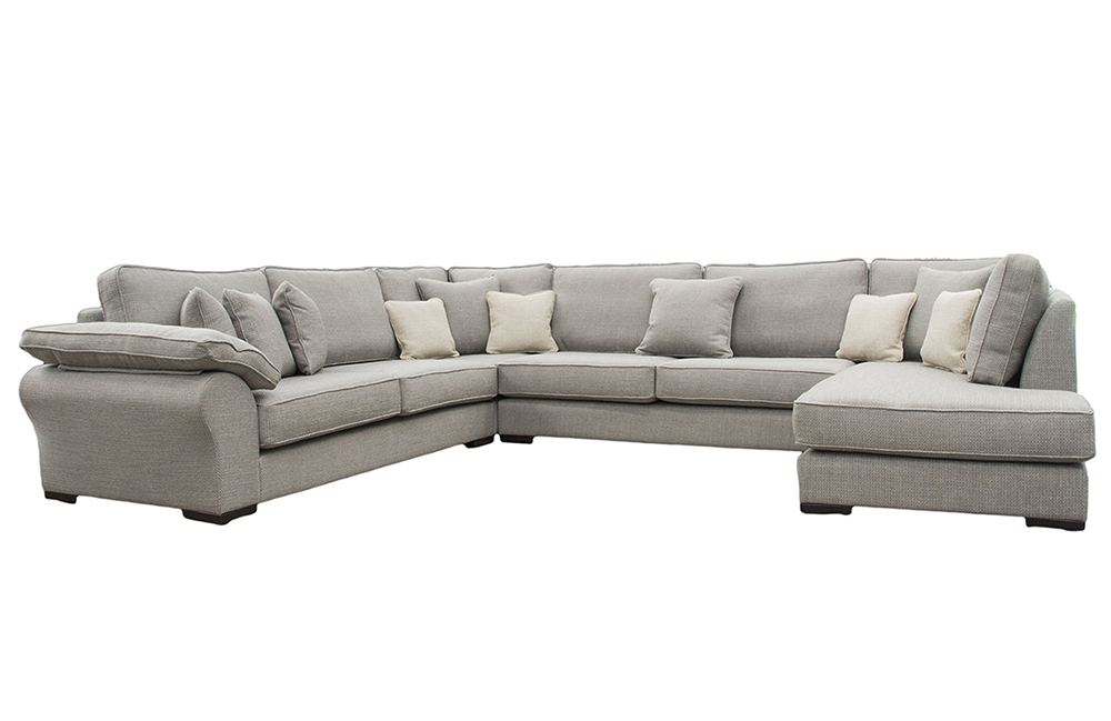 Atlas Corner Chaise Sofa Discontinued Fabric