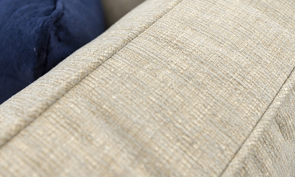 Atlas Deatil in Frank Plain Mist, Silver Collection Fabric - 518719