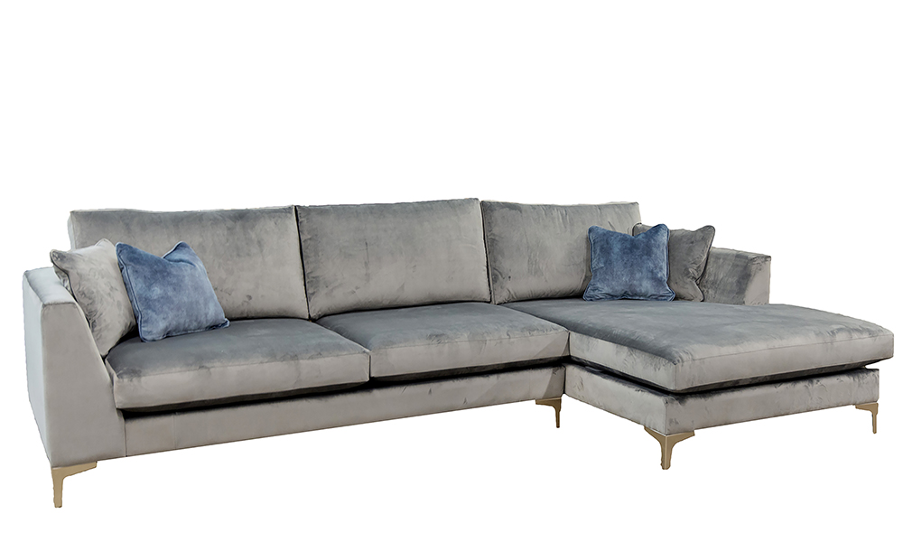 Baltimore 3 Seater Sofa Lounger Discontinued Fabric