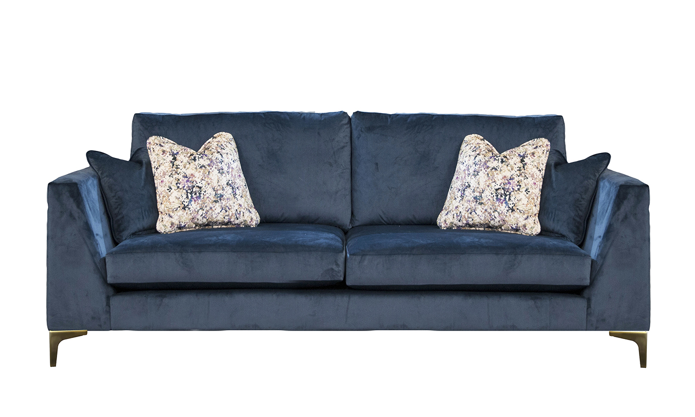 Baltimore 3 Seater Sofa Discontinued Fabric