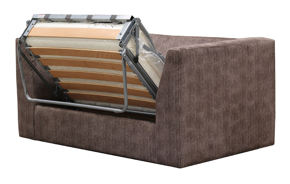 Como 3ft Bed Action Izima Bark [Bronze Collection]