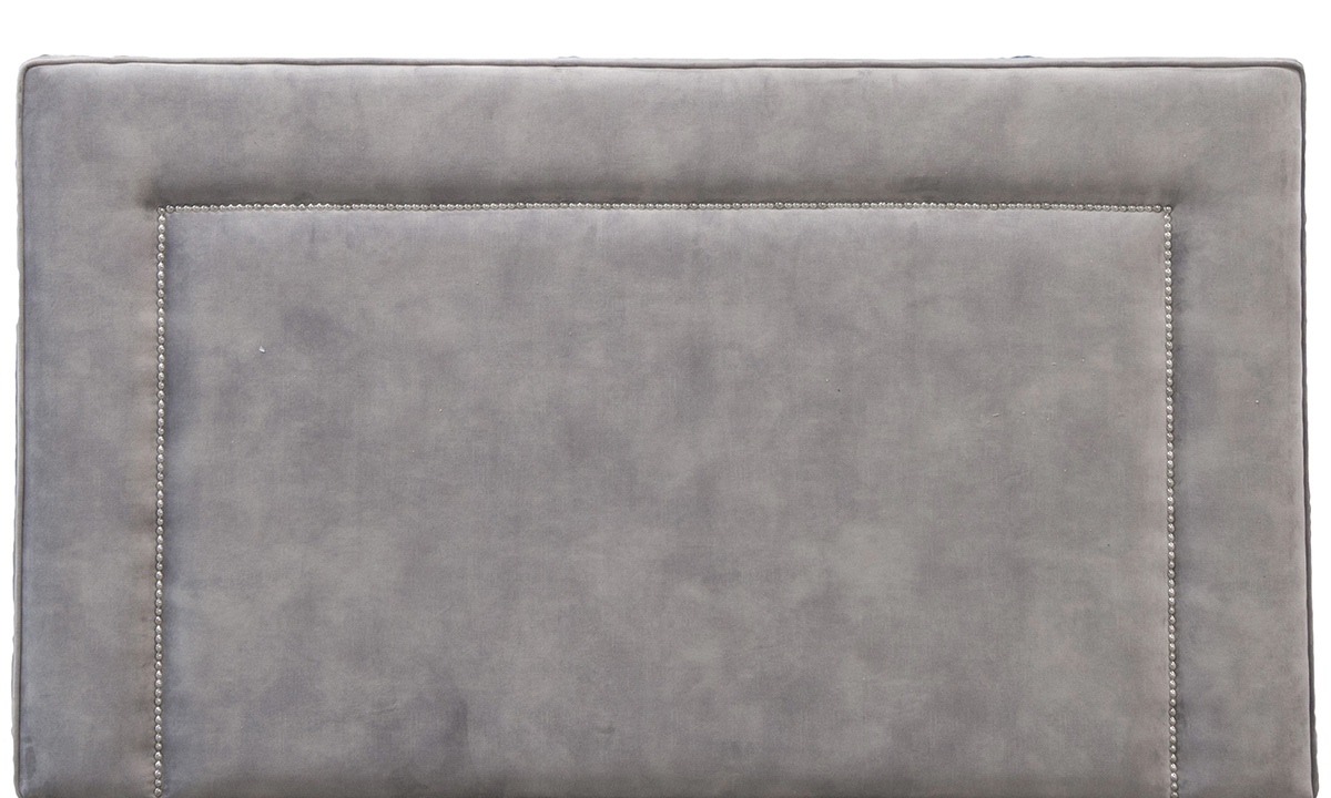 Coolmore 5ft Headboard in Lovely Armour, Gold Collection Fabric