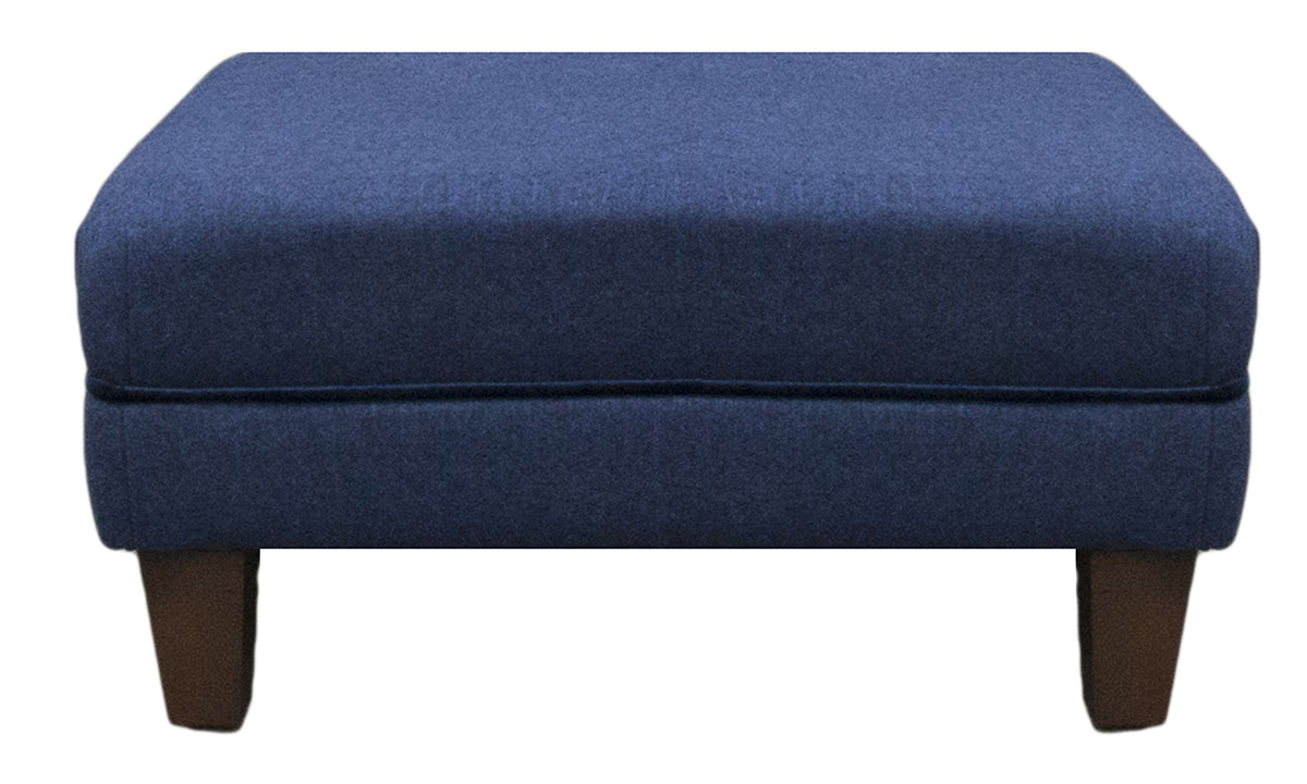 Costa Footstool in Customers Own Fabric