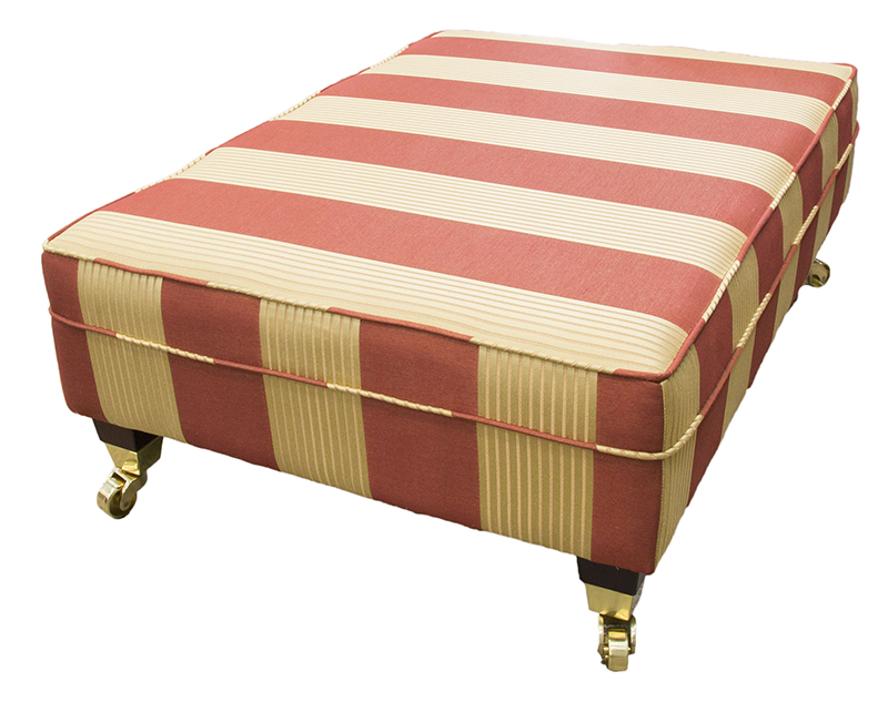 Bronze Collection – Costa Footstool (special size)
