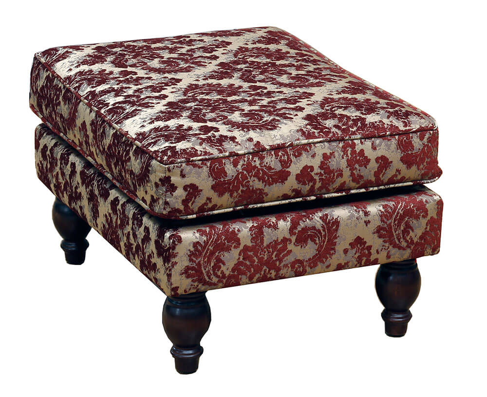 Elton Footstool Dior Rioja [Gold Collection]