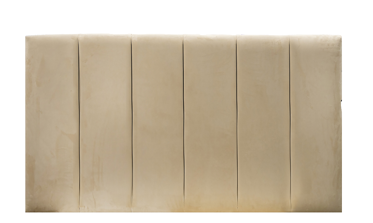 Florida-Headboard-in-Luxor-Tobacco-Silver-Collection-Fabric