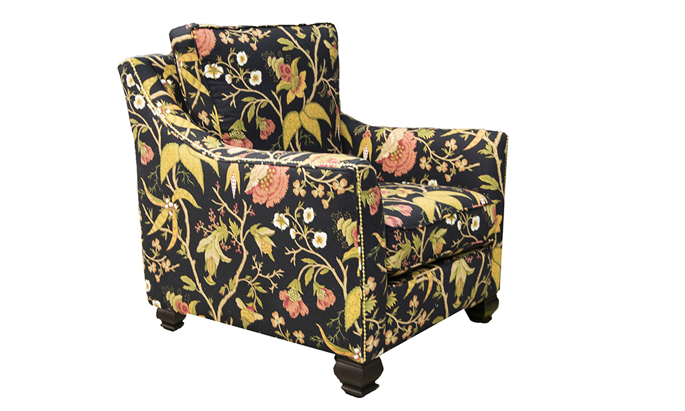 Grenoble Chair Customers Own Fabric